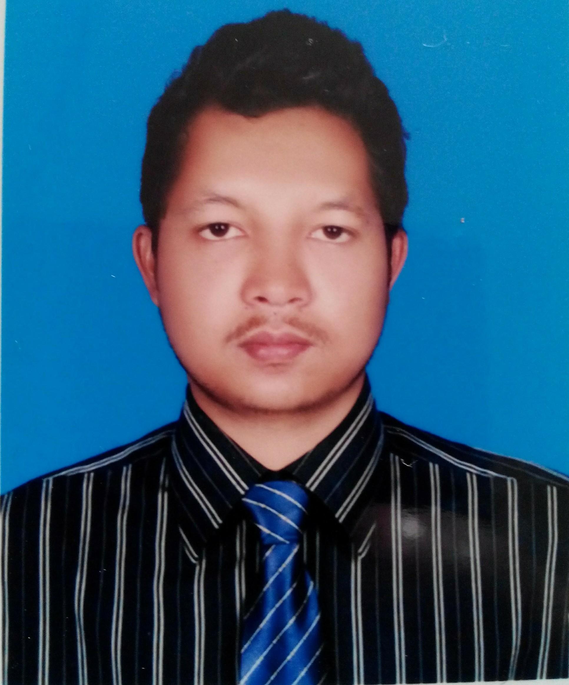 SM Dayal Roy